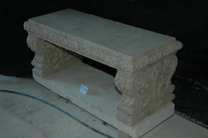 Architectural Stone Decor Benches Old Stone Veneer