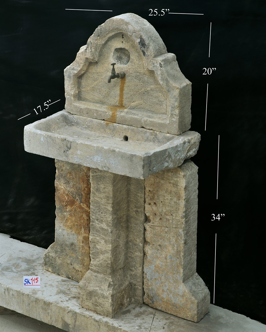 Architectural Stone Decor Sinks Amp Basins Reclaimed